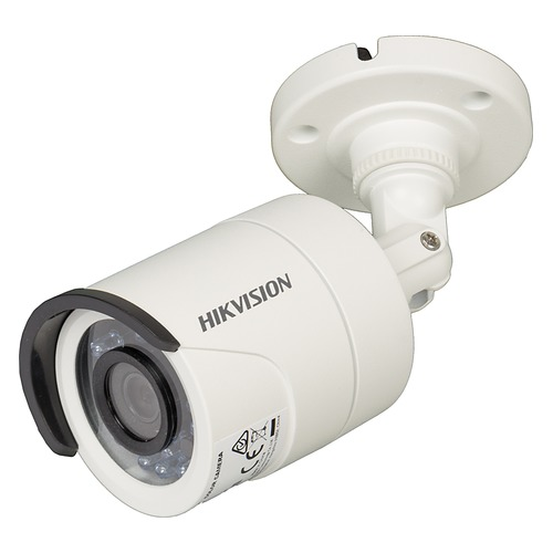 Камера видеонаблюдения Hikvision DS-2CE16C0T-PK 2.8-2.8мм HD TVI цветная in stock english version ds 7216hghi sh 720p turbo hd dvr 16ch support hd tvi analog ip camera triple hybrid