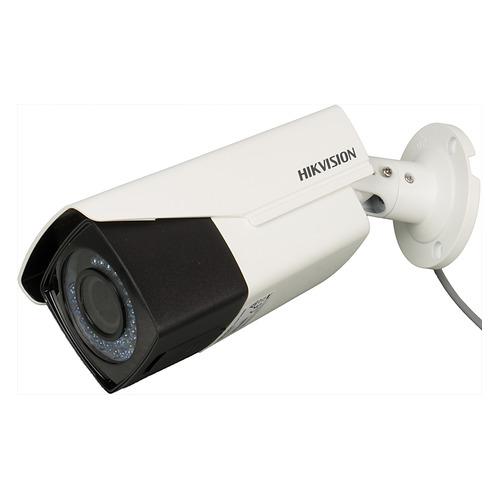 Камера видеонаблюдения HIKVISION DS-2CE16D0T-VFPK, 1080p, 2.8 - 12 мм, белый камера видеонаблюдения tp link tapo c200 1080p 4 мм белый