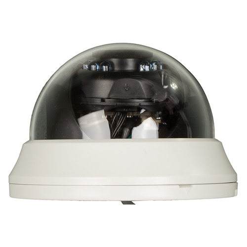 Камера видеонаблюдения HIKVISION DS-2CE56C0T-MMPK, 720p, 2.8 мм, белый камера видеонаблюдения hikvision ds 2ce79u8t it3z 2 8 12 мм белый