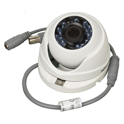 Камера видеонаблюдения HIKVISION DS-2CE56C0T-MPK, 720p, 2.8 - 12 мм, белый камера видеонаблюдения hikvision ds 2ce16h5t it3ze 2 8 12мм цветная