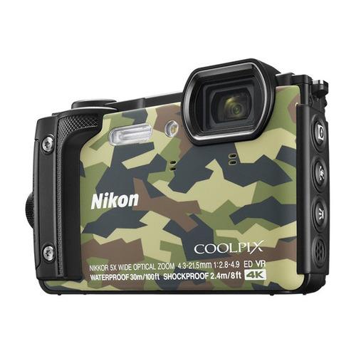 Фото - Цифровой фотоаппарат NIKON CoolPix W300, камуфляж 150 мм 15 см 6 электронной цифровой жк сталь штангенциркуль калибр микрометр