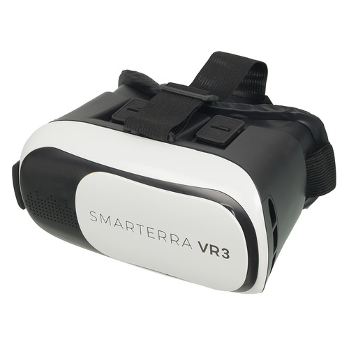 Очки виртуальной реальности SMARTERRA VR3, белый [bsvr30716] VR3 по цене 410
