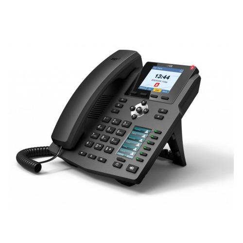 IP телефон FANVIL X4G voip телефон fanvil x1p черный