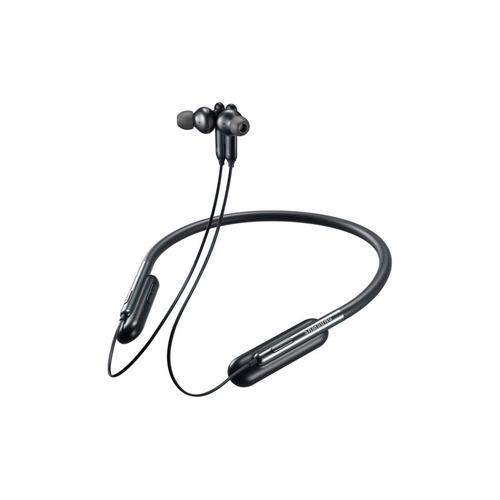 Наушники с микрофоном SAMSUNG U Flex, Bluetooth, вкладыши, черный [eo-bg950cbegru]