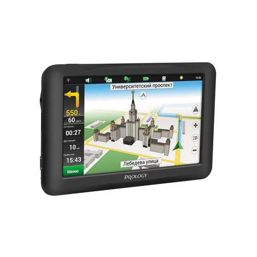 GPS навигатор PROLOGY iMap-5950, 5, авто, 4Гб, Navitel Содружество + Скандинавия, черный fashion chenxi quartz black dial men clock watches men luxury brand men full steel watch relogio masculino wristwatch pengnatate