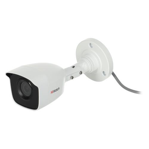 Камера видеонаблюдения HIKVISION HiWatch DS-T200 (B), 1080p, 2.8 мм, белый DS-T200 (B) по цене 1 780