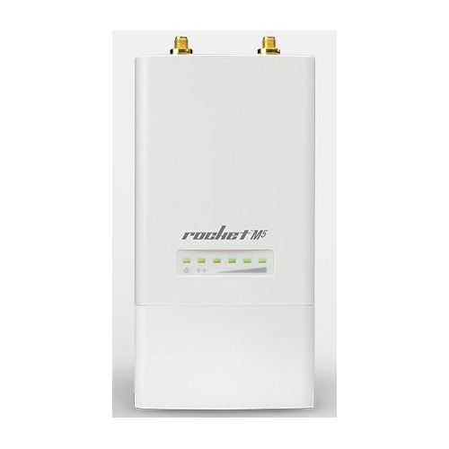 Точка доступа UBIQUITI RocketM5, белый ubiquiti airmax sector 5g 19 120 am 5g19 120
