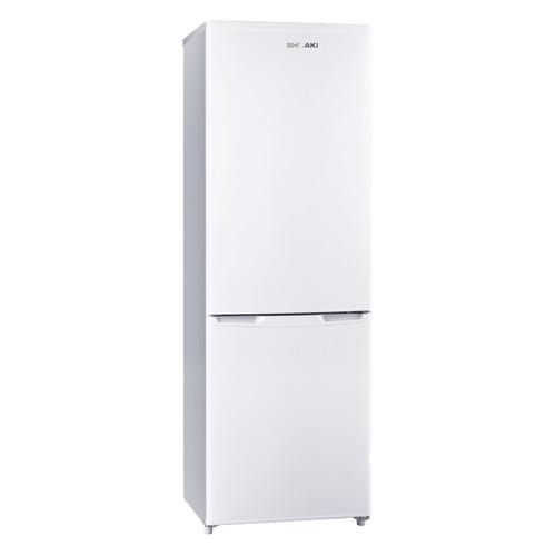 Холодильник SHIVAKI BMR-1701W, двухкамерный, белый цена и фото