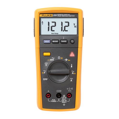Мультиметр Fluke 3469334 (FLUKE-233 EU) мультиметр мегомметр fluke 1587t