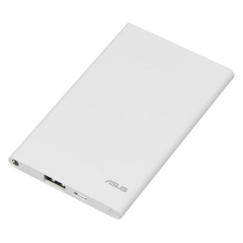 Фото - Внешний аккумулятор (Power Bank) ASUS ZenPower Slim ABTU015, 4000мAч, белый [90ac02c0-bbt011] asus zenpower abtu015 4000 мач черный