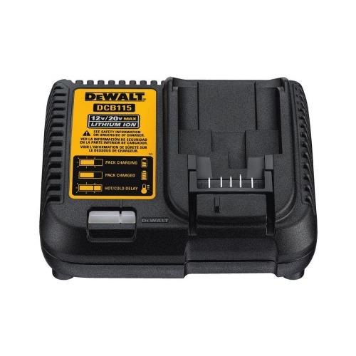 Зарядное устройство DeWalt DCB115-QW dewalt dcb115 qw