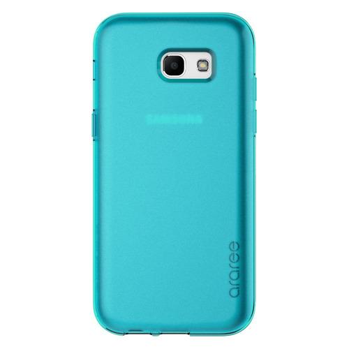 Чехол (клип-кейс) SAMSUNG araree Airfit, для Samsung Galaxy A3 (2017), голубой [gp-a320kdcpaac]