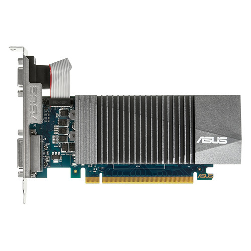 все цены на Видеокарта ASUS nVidia GeForce GT 710 , GT710-SL-1GD5, 1Гб, GDDR5, Ret онлайн
