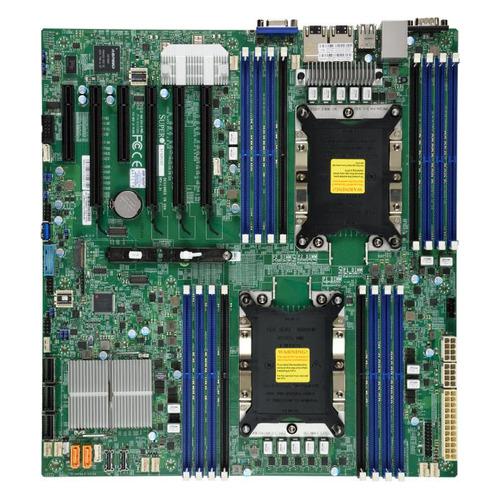 лучшая цена Серверная материнская плата SUPERMICRO MBD-X11DPI-NT-B, bulk