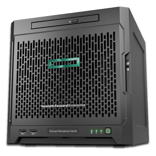 лучшая цена Сервер HPE ProLiant MicroServer Gen10 1xX3216 1x8Gb x4 3.5