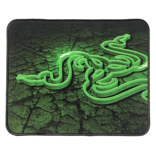 Коврик для мыши RAZER Goliathus Control Fissure, зеленый/рисунок [rz02-01070500-r3m2] коврик для мыши razer manticor