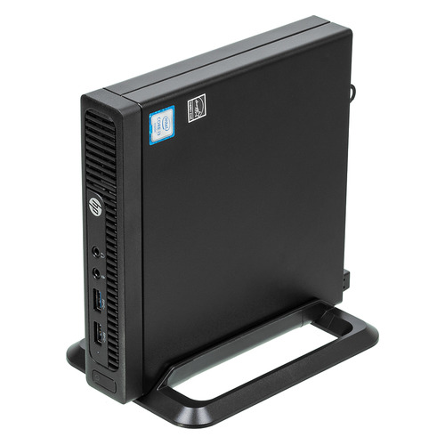Компьютер HP 260 G2, Intel Core i3 6100U, DDR4 4Гб, 256Гб(SSD), Intel HD Graphics 520, Windows 10 Professional, черный [2tp60es] for hp dv6 dv6 6000 665347 001 original laptop motherboard for intel cpu with hm65 hd6750 1g non integrated graphics card