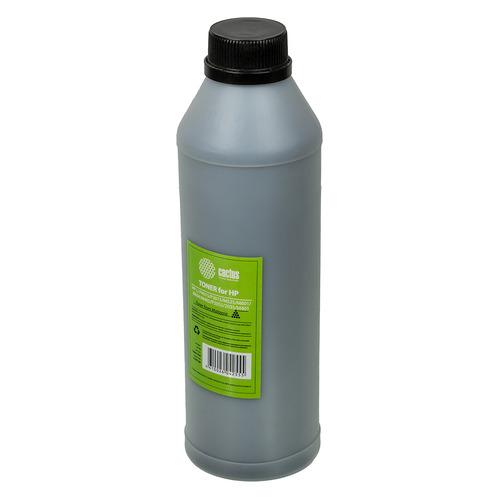 Тонер CACTUS CS-THP9-1000, для HP LJ P4015/P3015/M525/M601/M604/M402/P2055/M401, черный, 1000грамм, флакон цена и фото
