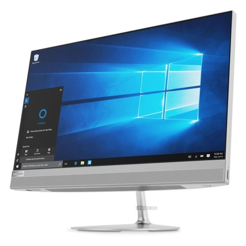 Моноблок LENOVO IdeaCentre 520-24IKU, 23.8, Intel Pentium 4415U, 4Гб, 1000Гб, Intel HD Graphics 610, DVD-RW, Free DOS, серебристый [f0d2001jrk] n light 407 06 53abw antique brass walnut