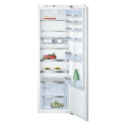 купить Встраиваемый холодильник BOSCH KIR81AF20R белый по цене 61990 рублей