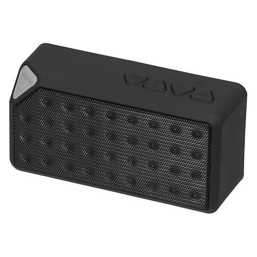цена на Портативная колонка DIGMA S-20, 4Вт, черный [sp204b]