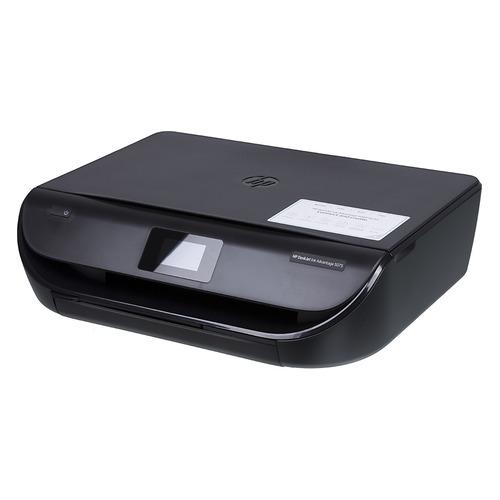 Фото - МФУ струйный HP DeskJet Ink Advantage 5075 AiO, A4, цветной, струйный, черный [m2u86c] мфу струйный hp deskjet ink advantage 3835 a4 цветной струйный черный [f5r96c]