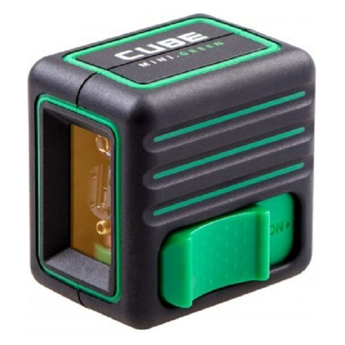 Лазерный нивелир ADA Cube MINI Green Home Edition [а00498] лазерный уровень нивелир ada cube home edition
