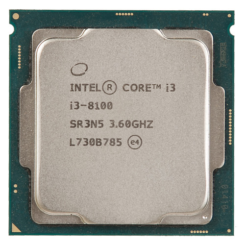 Процессор INTEL Core i3 8100, LGA 1151v2 OEM [cm8068403377308s r3n5] monitoring the preferred pc dvr g5314 motherboard ddr3 supports core integrated graphics 5 pci 90