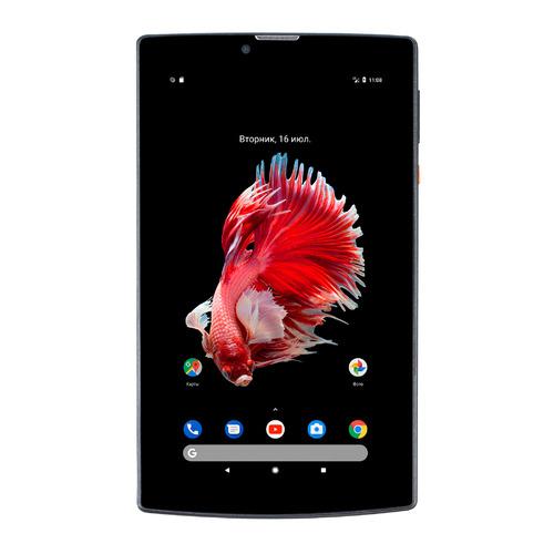 Планшет DIGMA Plane 7552M 3G, 1GB, 16GB, 3G, Android 7.0 черный [ps7165mg] цена и фото