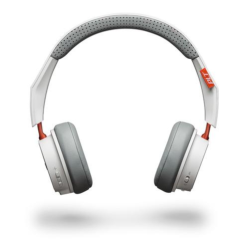 цена на Наушники с микрофоном PLANTRONICS BackBeat 500, 3.5 мм/Bluetooth, накладные, белый [207840-01]