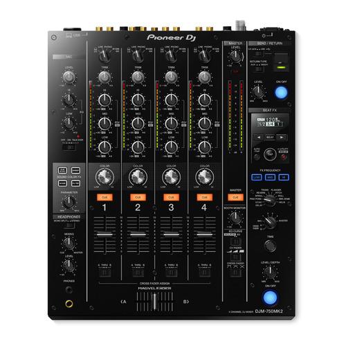Музыкальный пульт PIONEER DJM-750MK2 pioneer djm 2000nexus