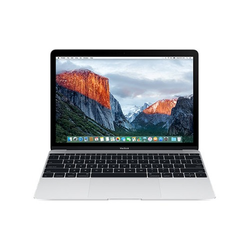 Ноутбук APPLE MacBook MNYH2RU/A, 12, IPS, Intel Core M3 7Y32 1.2ГГц, 8Гб, 256Гб SSD, Intel HD Graphics 615, Mac OS X, MNYH2RU/A, серебристый компьютер apple mac mini mgen2ru a intel core i5 4278u lpddr3 8гб 1000гб intel iris graphics cr mac os x серебристый