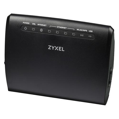 Беспроводной роутер ZYXEL VMG1312-B10D, ADSL2+ (Annex A) [vmg1312-b10d-eu02v1f] VMG1312-B10D-EU02V1F