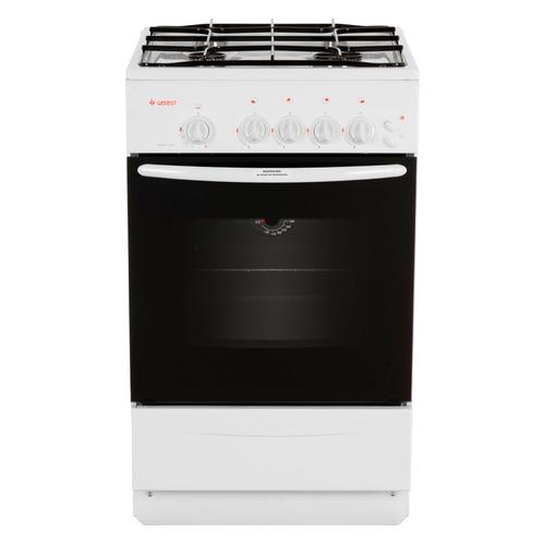 Газовая плита GEFEST ПГ 3200-06 К85, газовая духовка, белый все цены