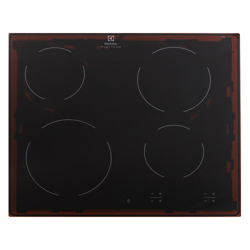 Варочная панель Electrolux EHF96240FK, Hi-Light, независимая, черный