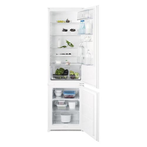 цена Встраиваемый холодильник ELECTROLUX ENN93111AW белый онлайн в 2017 году