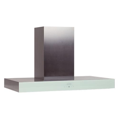 лучшая цена Вытяжка каминная Elikor Агат 90Н-1000-Е4Д нержавеющая сталь/белый управление: сенсорное (1 мотор)