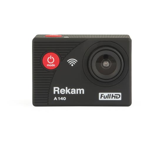 Экшн-камера REKAM A140 1080p, WiFi, черный [2680000005] цены онлайн