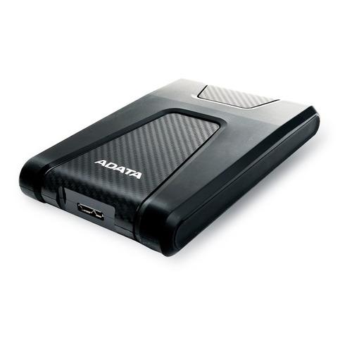 Фото - Внешний жесткий диск A-DATA DashDrive Durable HD650, 2ТБ, черный [ahd650-2tu31-cbk] внешний hdd a data dashdrive durable hd650 1tb blue ahd650 1tu31 cbl