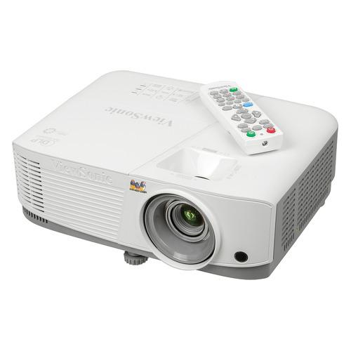 Фото - Проектор VIEWSONIC PA503W, белый [vc16907] проектор viewsonic ps750w dlp 3300lm 10000 1 3000час 2xusb typea 1xhdmi 6 1кг