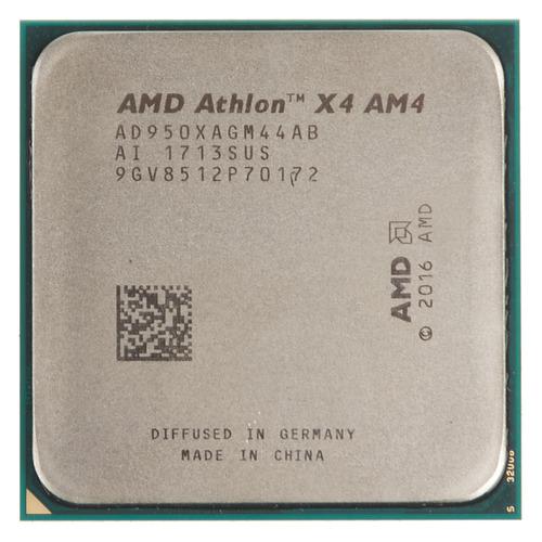 Процессор AMD Athlon X4 950, SocketAM4, OEM [ad950xagm44ab] процессор amd a6 9400 socketam4 oem [ad9400agm23ab]