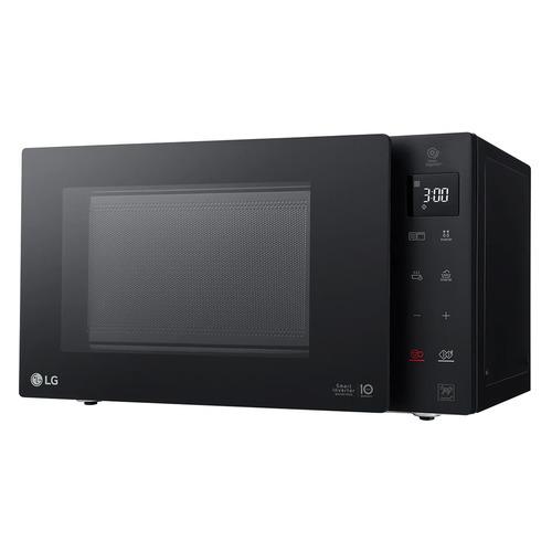 Микроволновая Печь LG MB63R35GIB 23л. 1000Вт черный микроволновая печь lg mh6342bb черный
