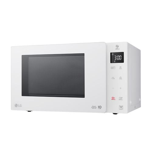 Микроволновая Печь LG MB63R35GIH 23л. 1000Вт белый цена в Москве и Питере