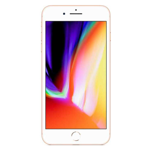 Смартфон APPLE iPhone 8 Plus 256Gb, MQ8R2RU/A, золотистый