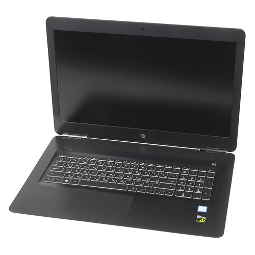 Ноутбук HP Pavilion Gaming 17-ab315ur, 17.3, Intel Core i5 7300HQ 2.5ГГц, 6Гб, 1000Гб, 128Гб SSD, nVidia GeForce GTX 1050Ti - 4096 Мб, DVD-RW, Windows 10, 2PQ51EA, черный ноутбук hp pavilion gaming 17 ab316ur 17 3 intel core i5 7300hq 2 5ггц 8гб 1000гб nvidia geforce gtx 1050ti 4096 мб dvd rw windows 10 2pq52ea черный