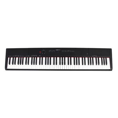 купить Синтезатор DENN Pro PW01, 88, полувзвешенная, полноразмерные, 48 черный онлайн