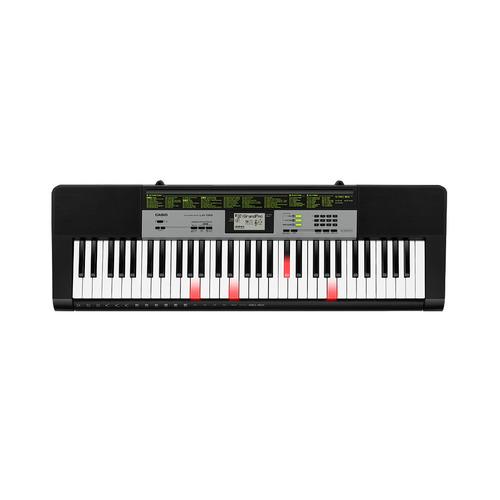 Синтезатор CASIO LK-135, 61, невзвешенная, полноразмерные, 32 черный музыкальные игрушки ss music синтезатор musical keyboard 49 клавиш 77042b