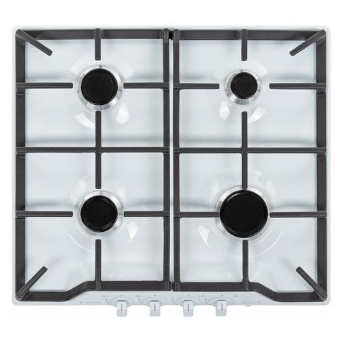 Варочная панель GEFEST ПВГ 1212-01, независимая, белый цена
