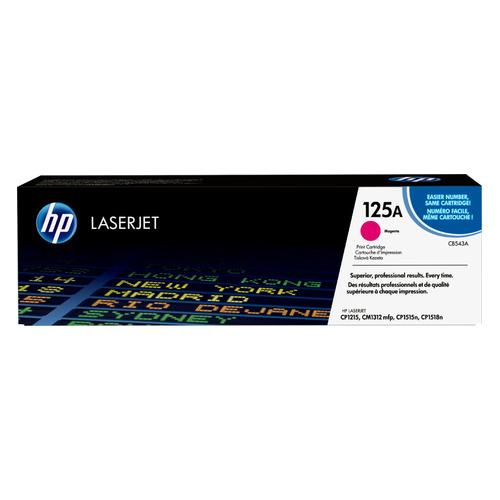 цена на Картридж HP 125A, пурпурный [cb543a]