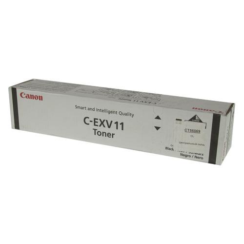 Тонер CANON C-EXV11, для iR2270/2280, черный, 1060грамм, туба стоимость